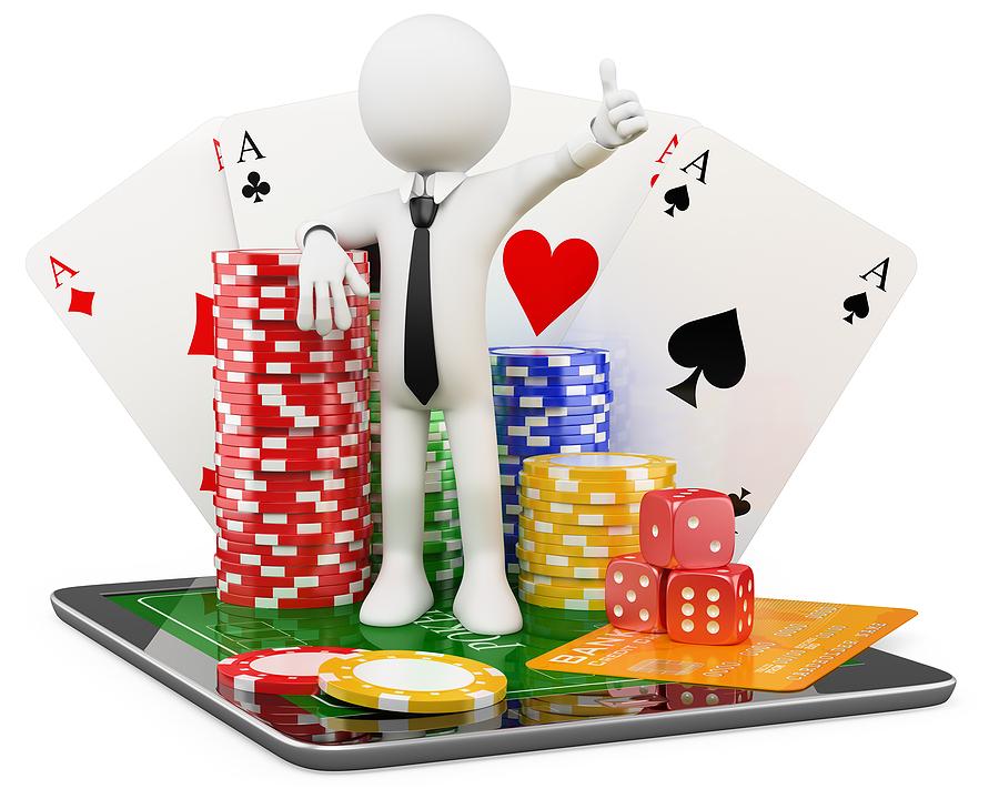 bigstock D Man Casino Online Games 32600003 Casinospelarna